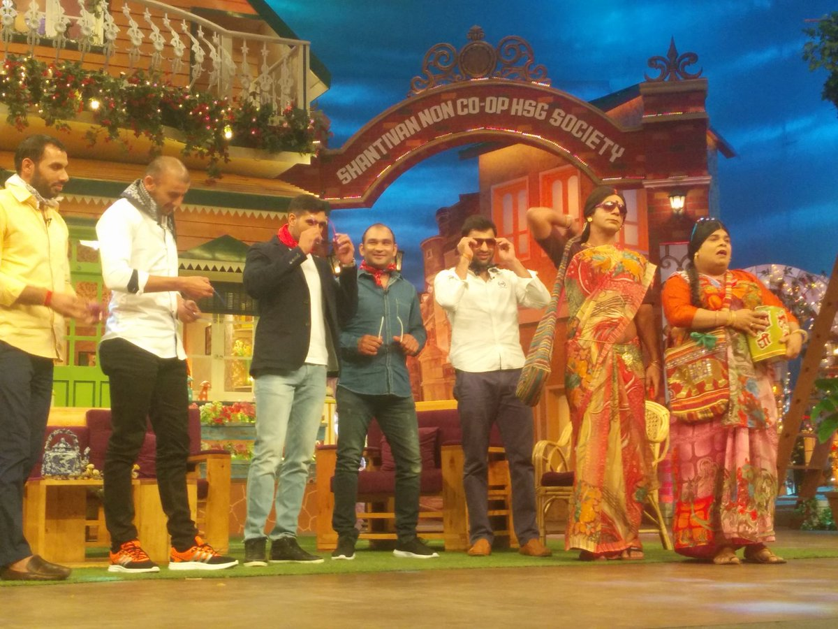 TKSS The Kapil Sharma Show 20th November 2016 Hd Video Indian