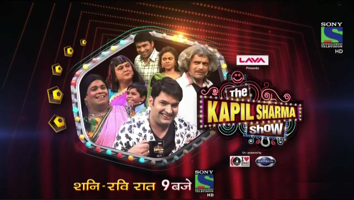 The-Kapil-Sharma-Show Top 5 most popular reality shows on Indian television