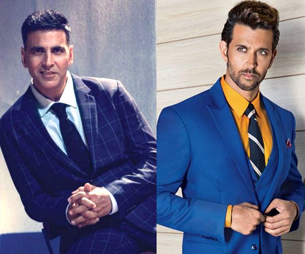 Hrithik Roshan 'Kaabil' enough to star with 'Khiladi' Akshay Kumar