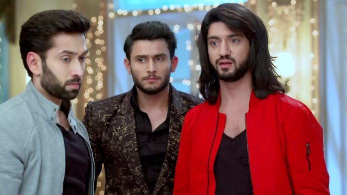 Image Result For Ishqbaaz Rd March Written Update Desitellybox