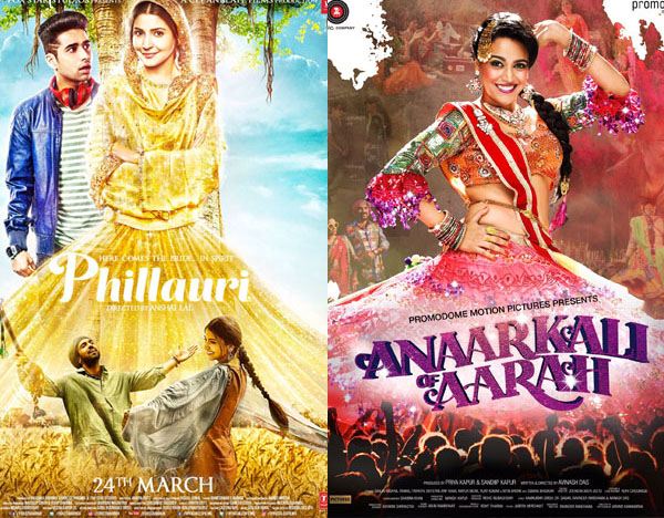 Anushka Sharma Phillauri Movie Review & Phillauri Rating