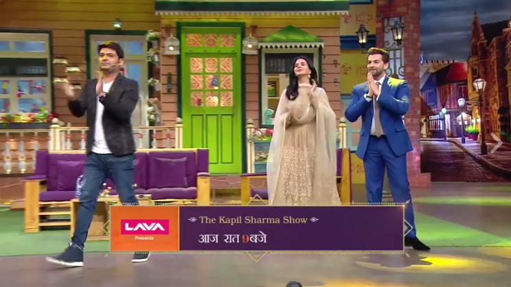 TKSS The Kapil Sharma Show Episode 9th July 2017 Today Hd Video