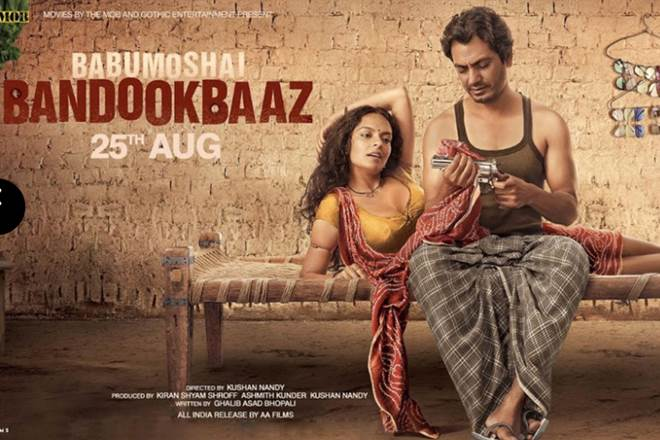 'Babumoshai Bandookbaaz' rakes in Rs 7.53 crores in its opening weekend!