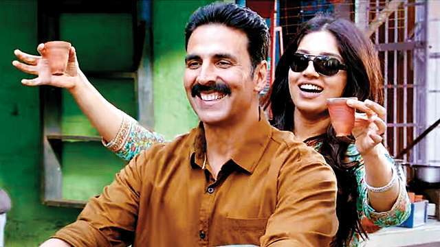 Akshay Kumar's Toilet Ek Prem Katha Movie Review