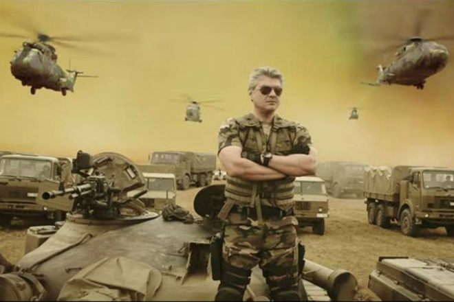 Ajith Kumar's spy thriller Vivegam joins Rs 100 crore club
