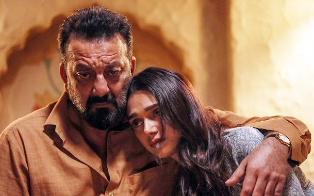 Bhoomi 2nd Day Box Office Collection