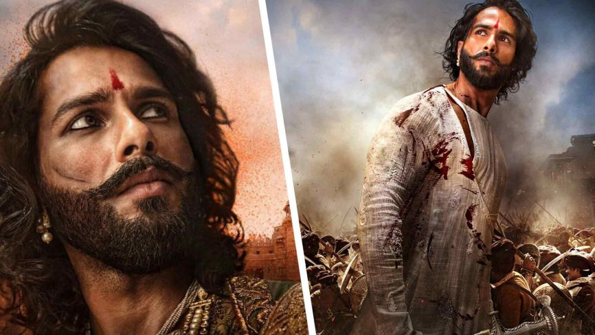 Shahid Kapoor on working with Bhansali in Padmavati