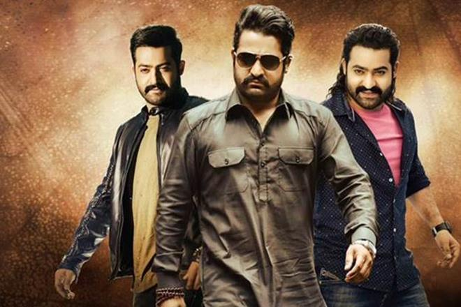 Jr.NTR's Jai Lava Kusa First Day collections Rs.40 Cr