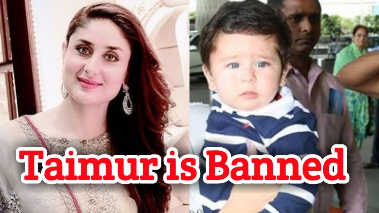 Watch Veere Di Wedding.Watch Video Taimur Is Banned From The Sets Of Veere Di Wedding