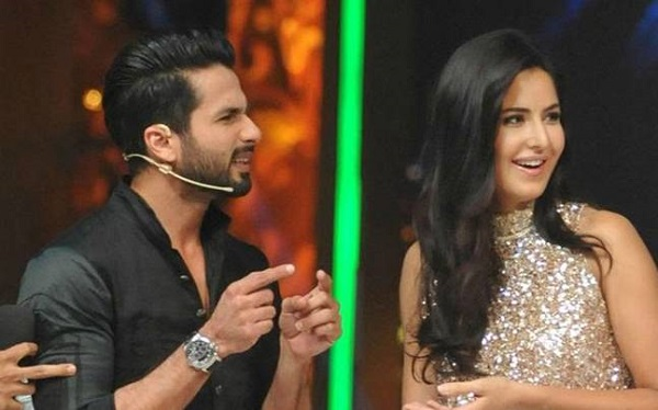 Shahid Kapoor to romance with Katrina Kaif in Roshni?