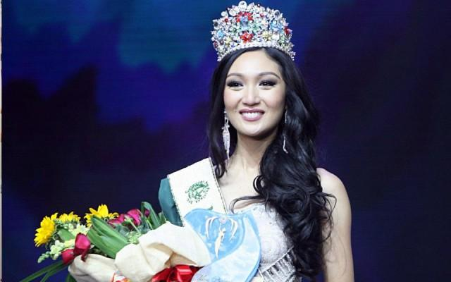 PH bet Karen Ibasco crowned Miss Earth 2017