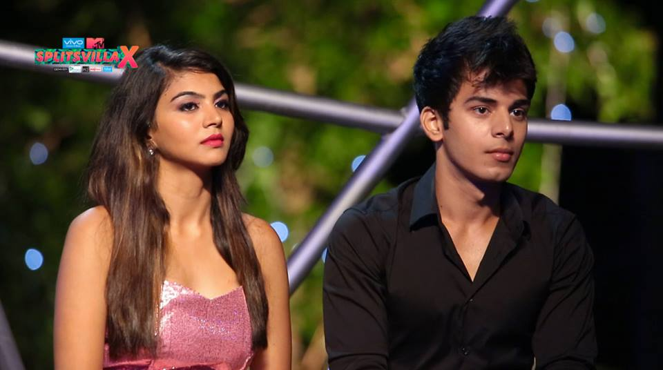 MTV Splitsvilla X 19th November 2017 Episode Task Video