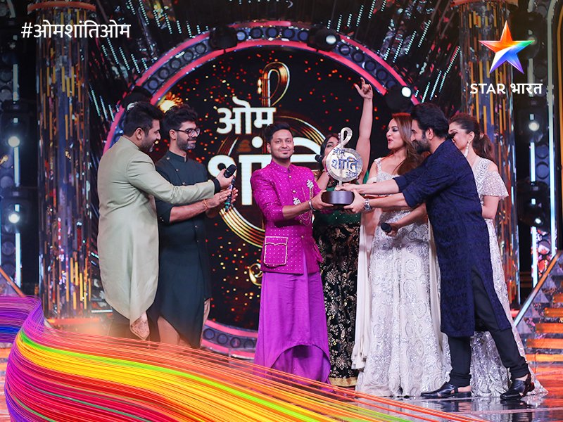Image result for SHOW OM SHANTI OM WINNER