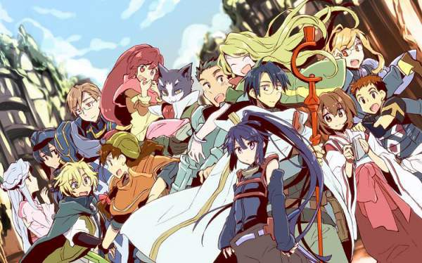 LogHorizon 3 Announcement Season Is Yet To Be Declared While The Figure Construction Of This Forthcoming Anime Series Does It Whole Its Character