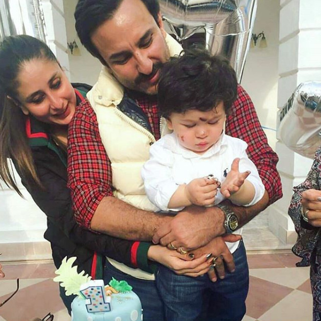 Taimur Ali Khan will have grand first birthday celebration at Pataudi Palace on 20 December