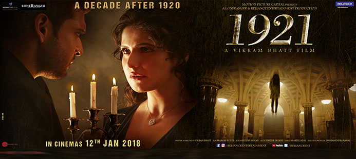 1921 2nd Day Box Office Collection