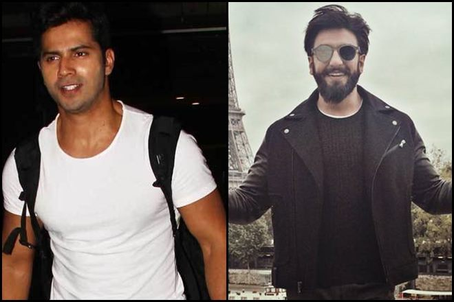 Hrithik replaces Ranveer Singh in IPL, Varun Dhawan trains hard for it
