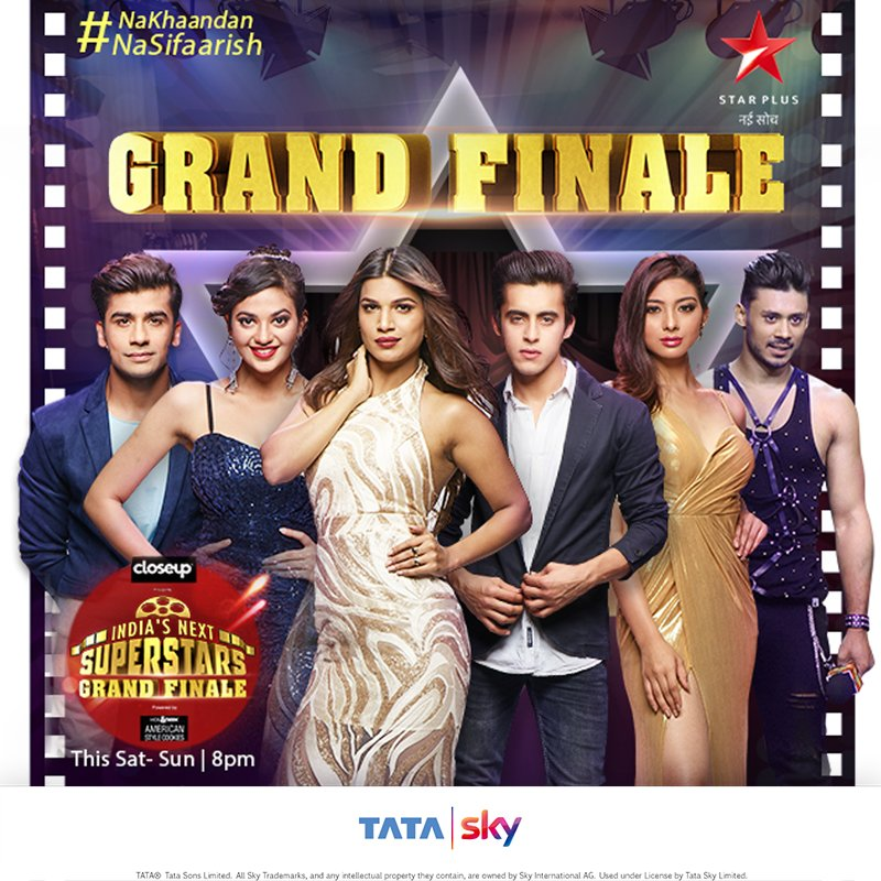 Indias Next Superstar Grand Finale Episode 7 April 2018 ...