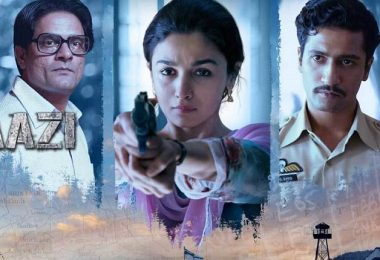 Raazi Box office
