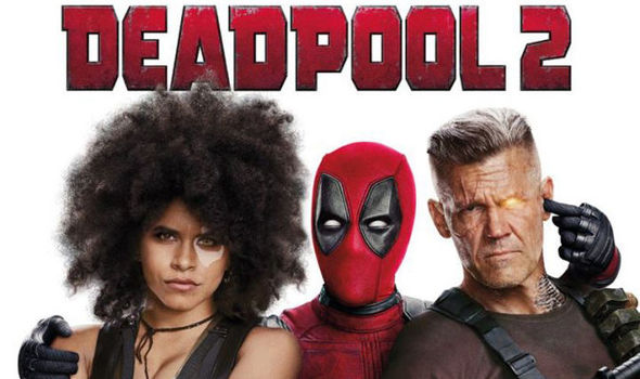 Deadpool 2 Review: The Gang Face Cable