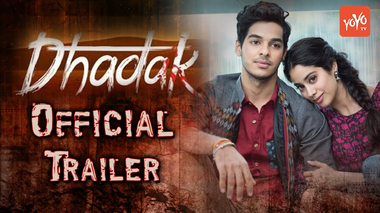 Janhvi Kapoor Ishaan Khatters Debut Movie Dhadak Theatrical