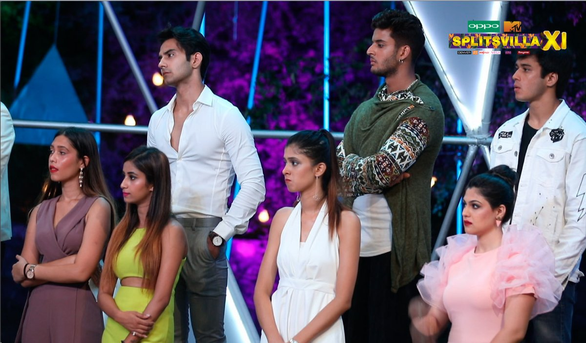MTV Splitsvilla XI 9th September 2018 Episode HD Video