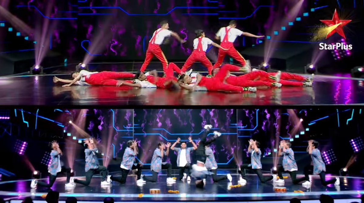 Star Plus Dance plus+ 4 6th October 2018 Episode HD Video