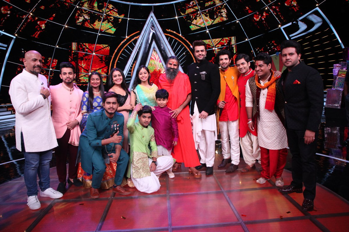 Sony Tv Indian Idol 10 4th November 2018 Episode Diwali