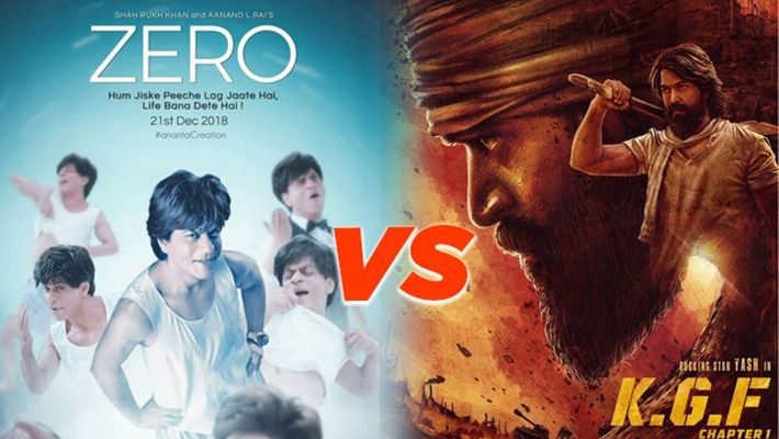 Zero Vs Kgf Box Office Collection Clash 21th Day 21 Worldwide