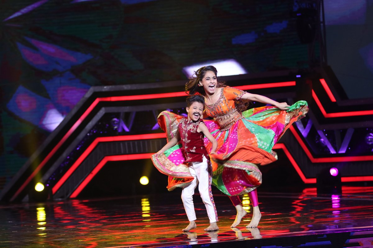 Learn These Super Dancer 2019 Rupsa Performance {Swypeout}