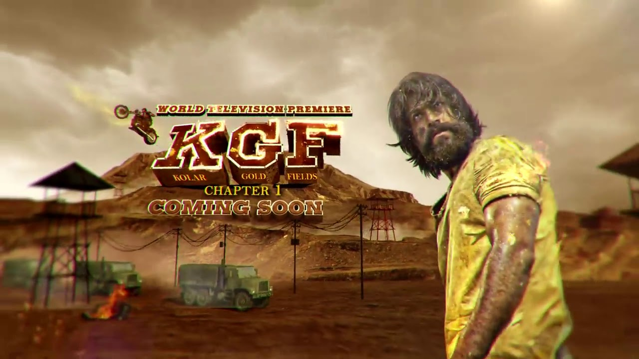 Watch Kgf Chapter 1 Movie Wtp World Television Premiere On Sony