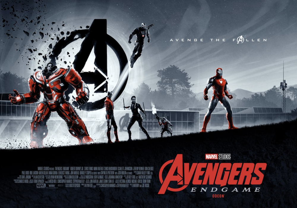 advance avengers endgame online booking collection free