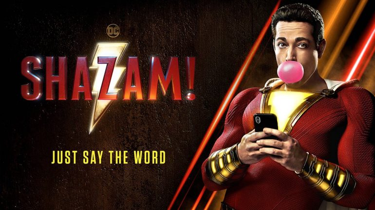 Movie Poster 2019: Shazam Movie Review & Ratings Audience Twitter Response