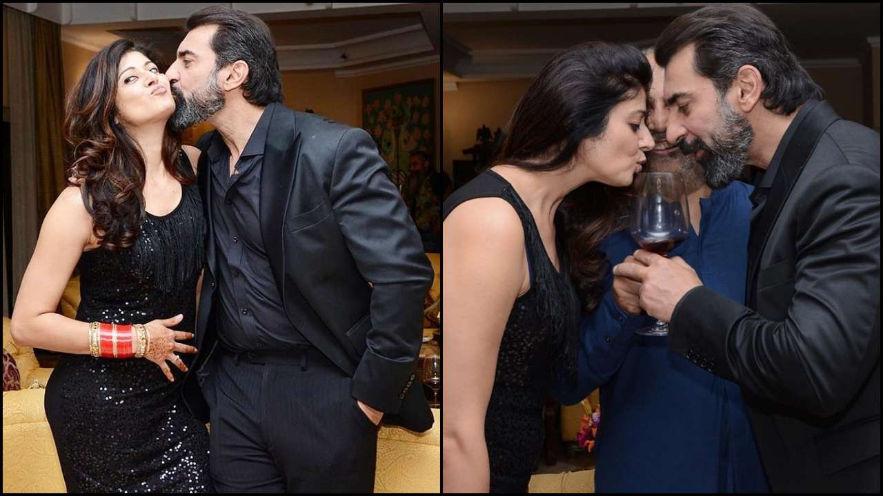Pooja Batra is married to Nawab Shah; Watch Pictures Images & Video!