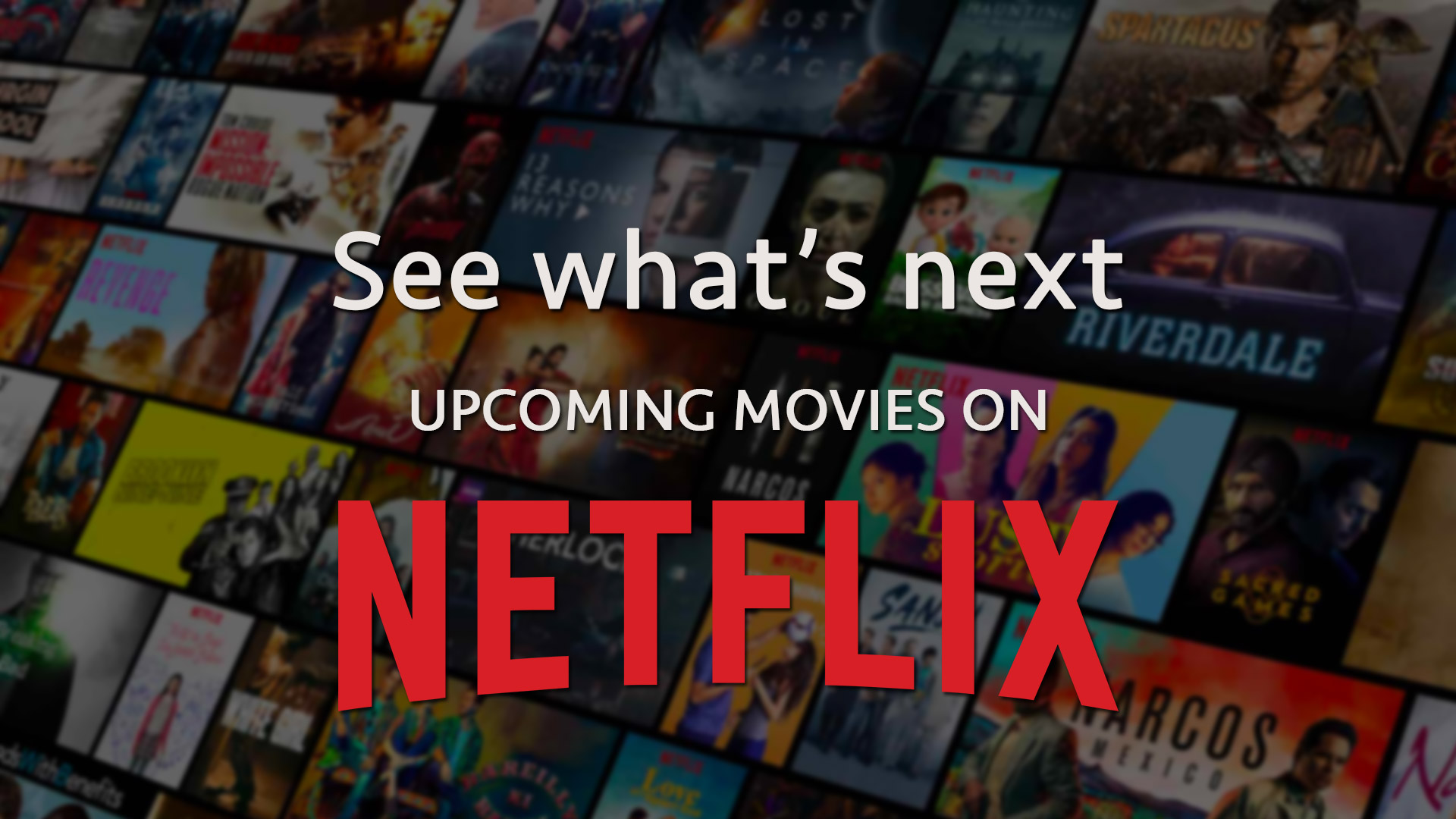 All new Netflix and HBO October 2019 releases - movies, TV ...  |All New Netflix Movies