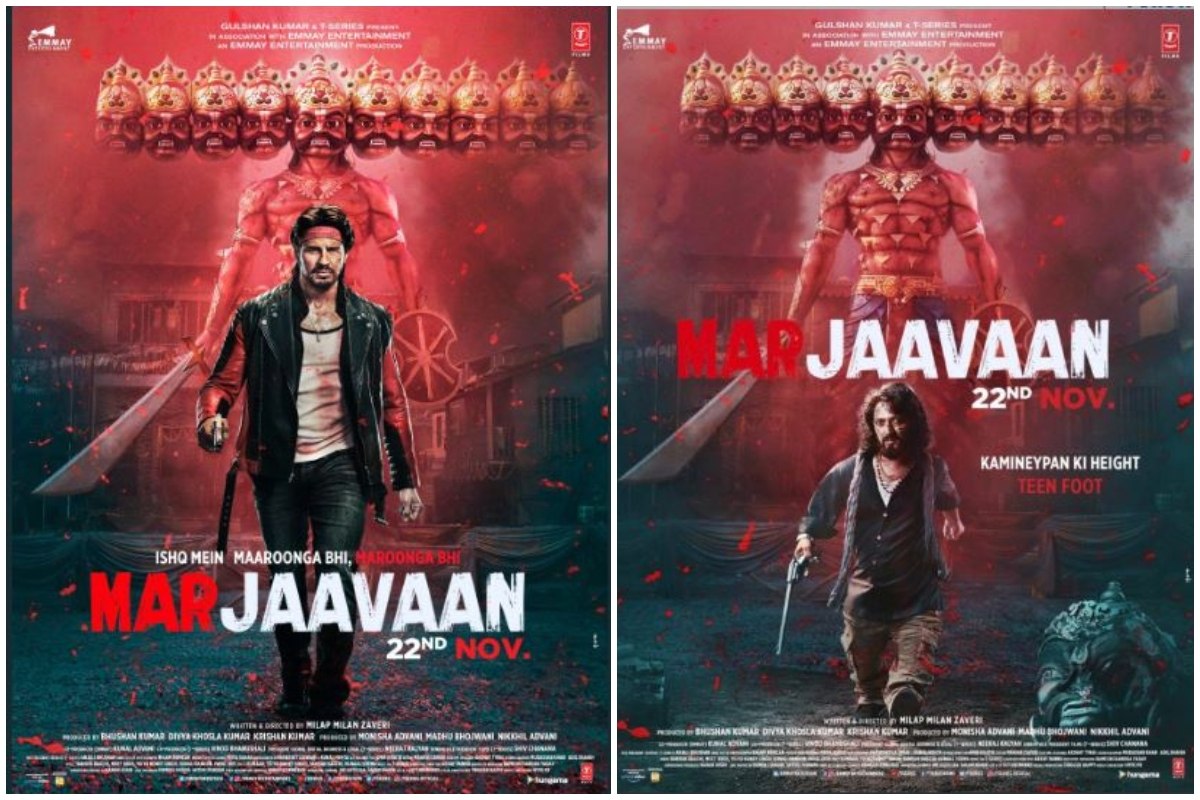 Marjaavaan Trailer Sidharth Malhotra And Riteish Deshmukh Return With The Most Anticipating Venture Marjaavaan