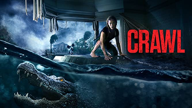 The American Disaster Film 'Crawl' Is All Set To Streaming On Amazon Prime  In Hindi Dubbed