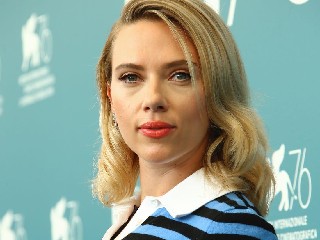 Scarlett Johansson Upcoming Movies 2020, 2021 & 2022 New