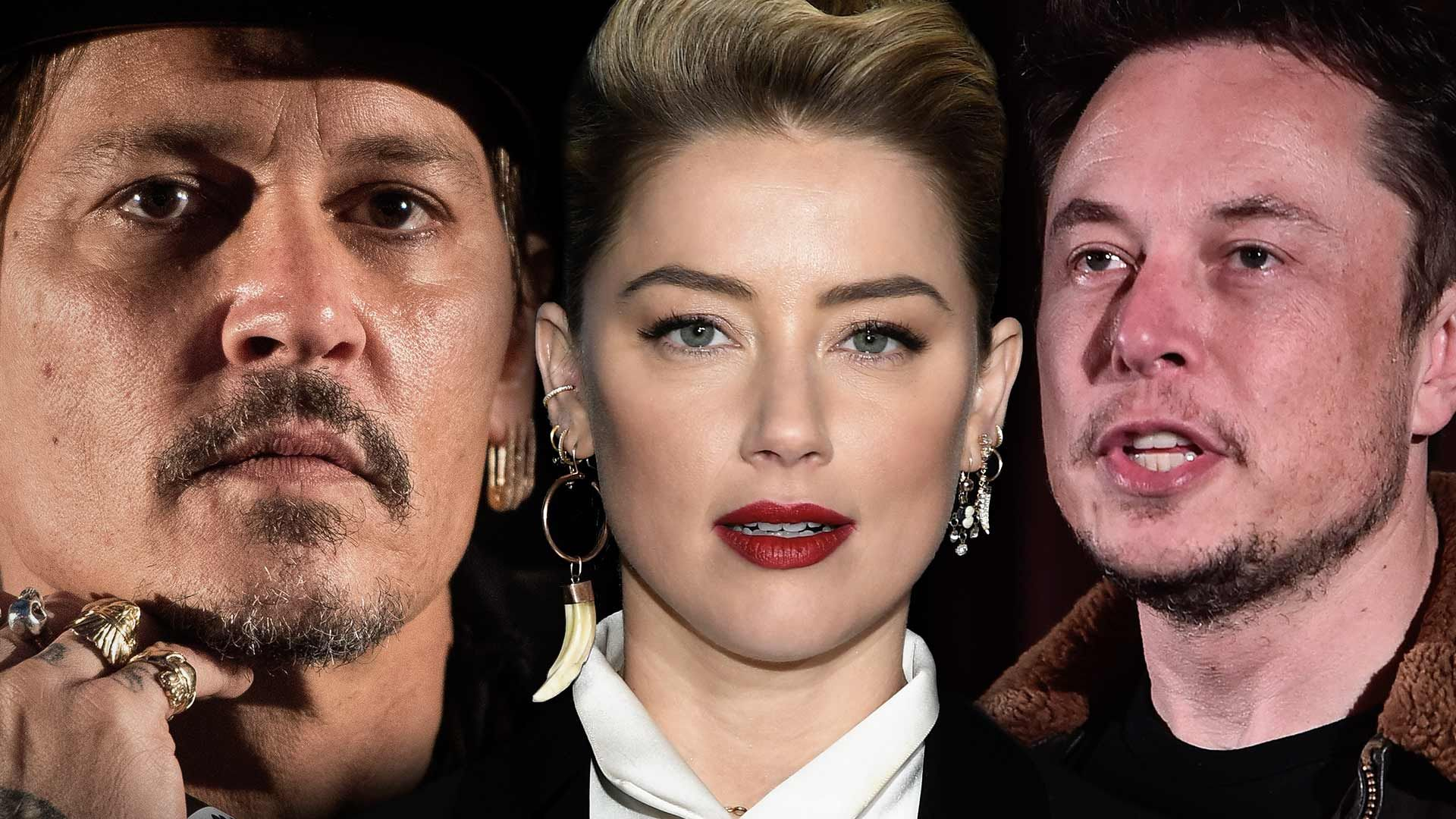 Elon Musk Challenges Johnny Depp to A Fight After Allegations Of Affair With Amber Heard