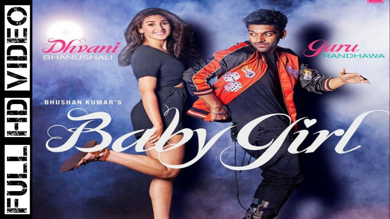 Baby Girl New Punjabi Song by Guru Randhawa Ft.  Dhvani Bhanusali Teaser comes out with release date