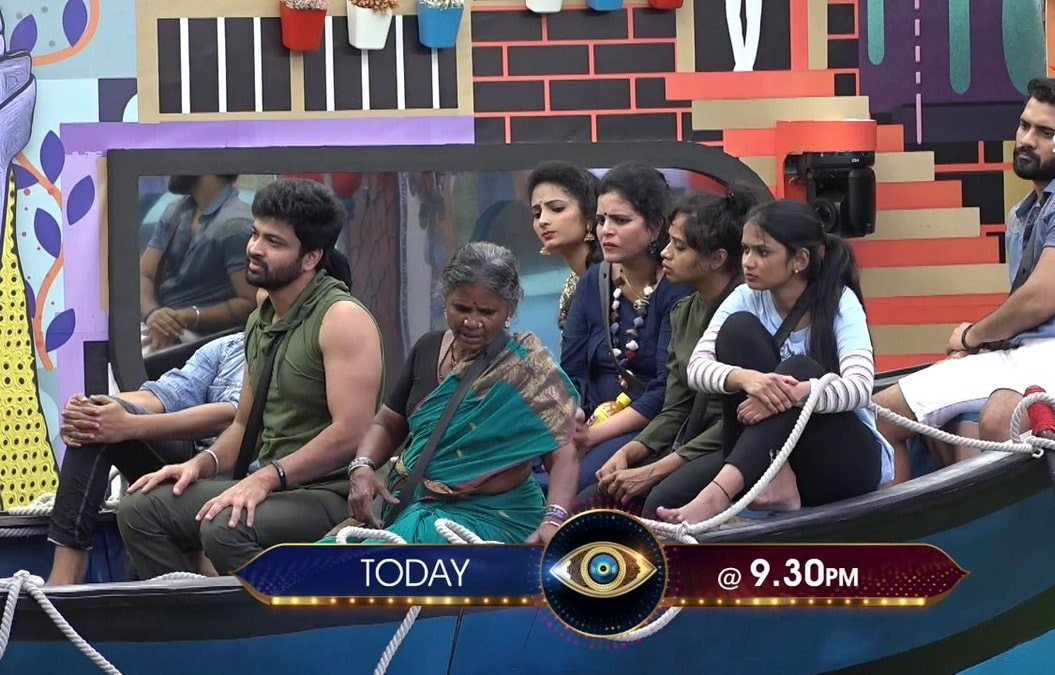 Bigg Boss tamil season 4 written update