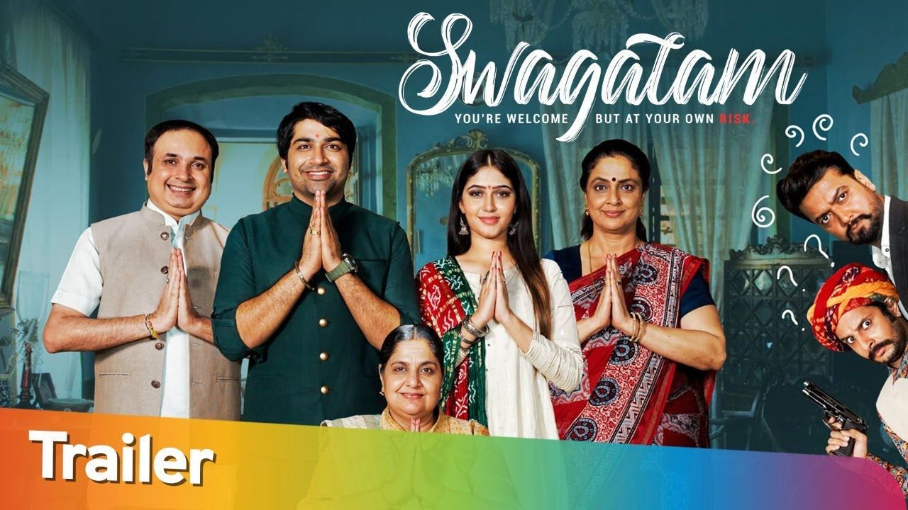 Watch Swagatam Movie Streaming Online Streaming on Shemaroo Me App Cast Crew & Review