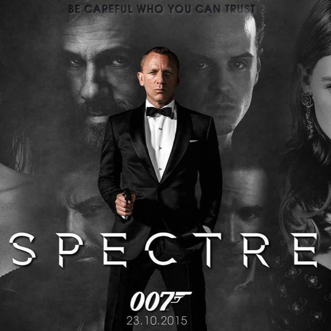 Bond Film Spectre