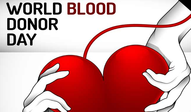 blood donor day images