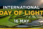 UNESCO celebrating International Day of Light on 16 May