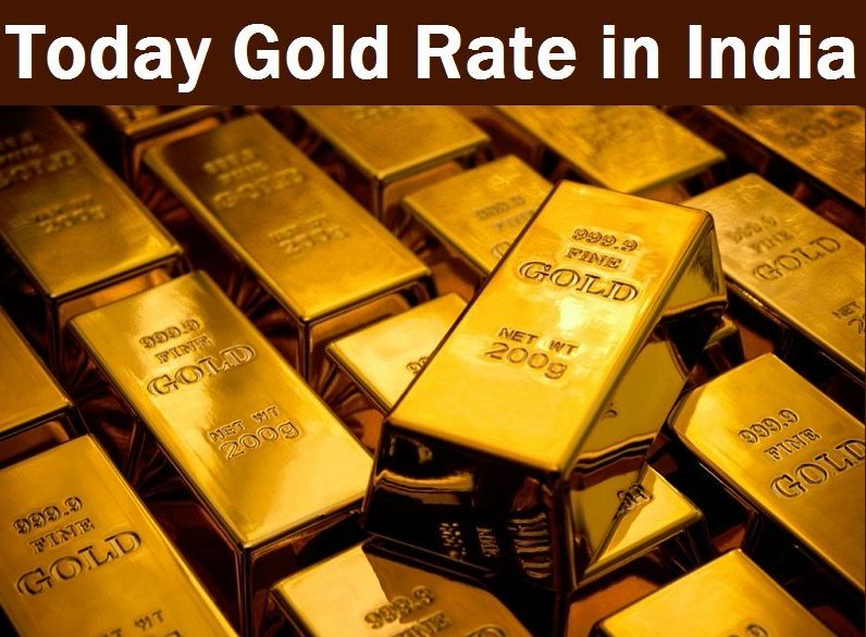 Live Gold Price In India Today