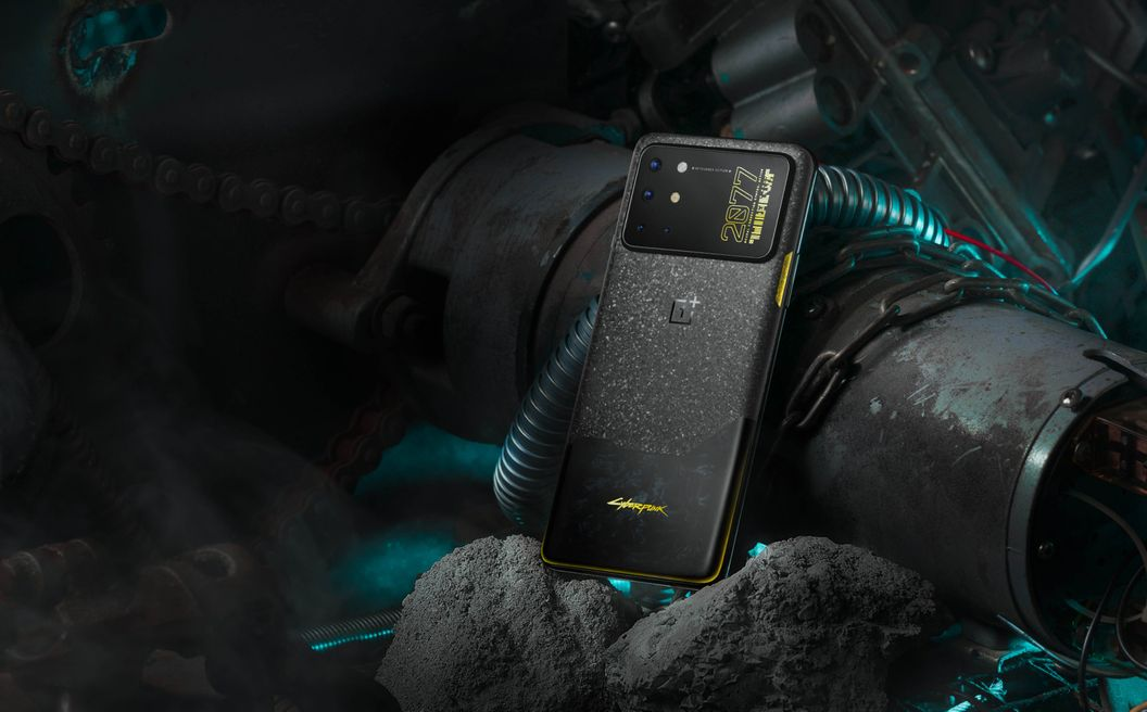OnePlus 8T Cyberpunk 2077 Limited Edition Price in India ...