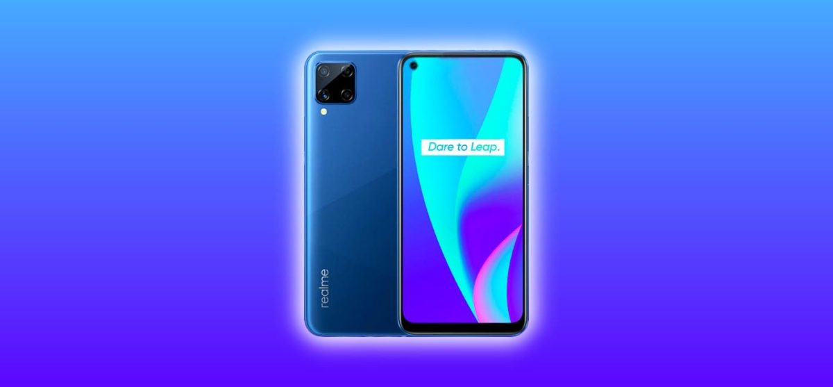 Realme C20 Moniker With 5000 mAh Battery Price in India ...