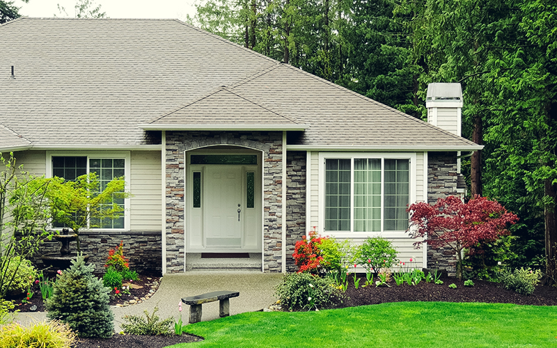 home front: simple ways to personalise your front exterior
