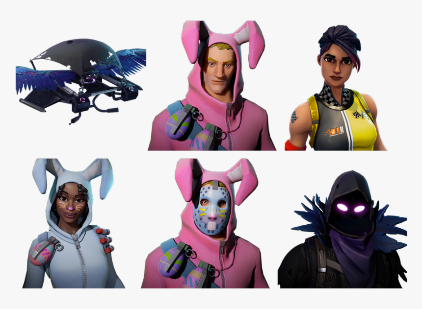 Fortnite Easter Skins Leaked Images How To Get Free Skin Images Wallpaper Exotic Weapons